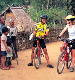 Thailand Biking Trips